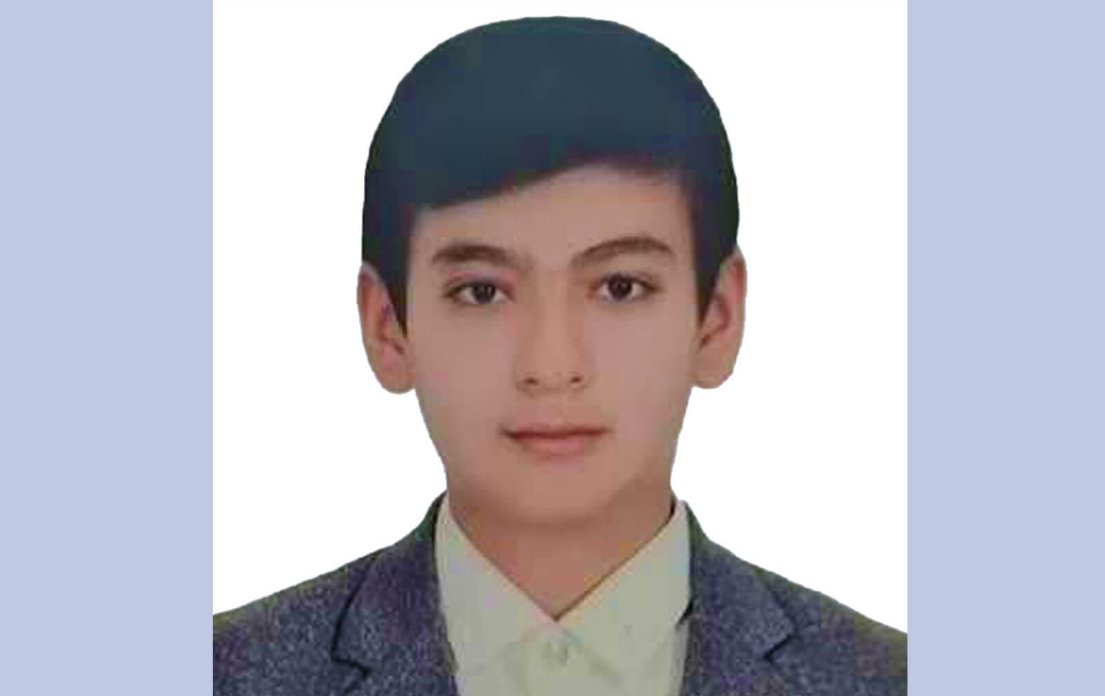 علی شاکری شاهد ali shakeri shahed